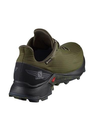 Salomon Alphacross Blast Gtx Erkek Ayakkabısı L41105800 Renkli
